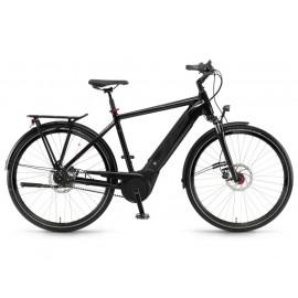 B-Ware: Sinus iR8 (i500Wh) City E-Bike Herren (schwarz), Rahmen 52 cm
