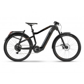 B-Ware: Haibike XDURO Adventr 6.0 (i630Wh) Trekking E-Bike, R: 60cm, (carbon / grau / bronze)