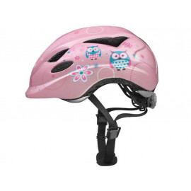 B-Ware: Abus Anuky Rose Fahrradhelm, Gr. S, 46-52