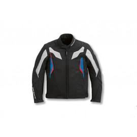 B-Ware: BMW Motorradjacke RaceFlow Herren (schwarz), Größe 4XL