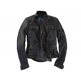 Restposten: BMW Belstaff Darley Motorradjacke Damen (schwarz), Größe 50