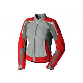 Restposten: BMW AirFlow Motorradjacke Damen (rot), Größe 36