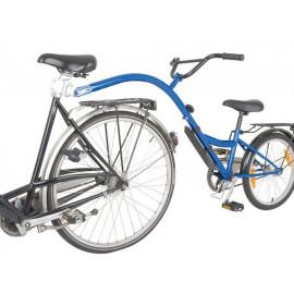 B-Ware: Bike-Parts Kinderrad-Nachläufer terra bikes Trailer 20 Zoll