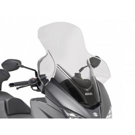 B-Ware: GIVI Windschild Suzuki Burgman 400, transparent, (2017-)