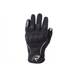 B-Ware: Rukka Airium Motorradhandschuhe Unisex (schwarz), Größe 9