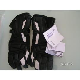 B-Ware: BMW Motorrad Handschuh Pro Sport, Größe 12-12.5, schwarz, weiß, grau