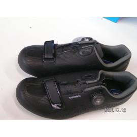 B-Ware: Shimano SH-RP501 Rennrad Schuhe, Größe 44, schwarz