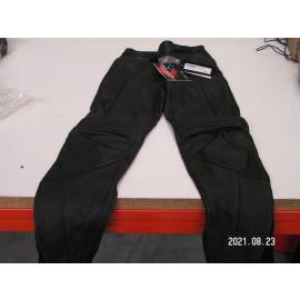 Restposten: Triumph Damen Leder Motrradhose, Größe XS, scharz, Leather Jeans Ladies