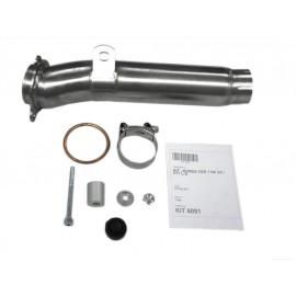 Restposten: IXIL Adapterrohr Honda CBR 1100 XX (links)
