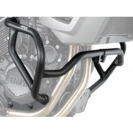 Gebrauchtware: GIVI Sturzbügel BMW F650GS (2008-) F700GS (2013-) F800GS (2008-) - ZWEI MONTAGETEILE FEHLEN!