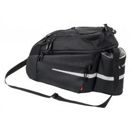 B-Ware: Vaude Silkroad L Gepäckträgertasche (i-Rack | schwarz)