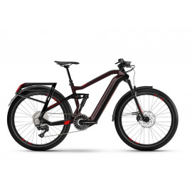 B-Ware: Haibike XDURO Adventr FS (630 Wh) Fullsuspension E-Bike 27.5, R: 44cm, dunkelbraun