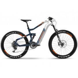 B-Ware: Haibike XDURO AllMtn 5.0 (i630Wh) Fullsuspension E-Bike, R: 44cm,  w/bl/or.